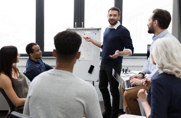 ผู้นำแบบ Agile (Agile Leadership)